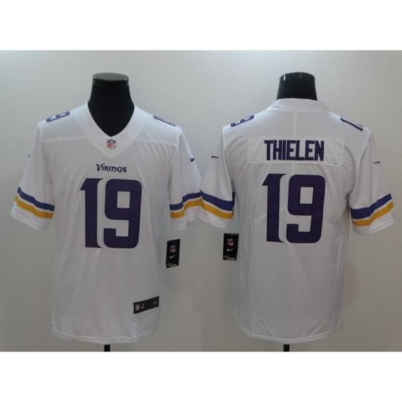 buy popular c080a a6f15 Women Minnesota Vikings Adam Thielen Jersey (4)